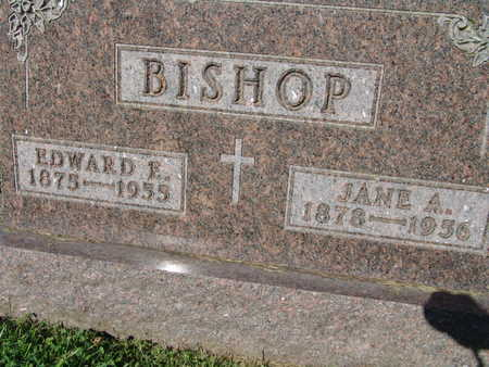 BISHOP, EDWARD E. - Warren County, Iowa | EDWARD E. BISHOP