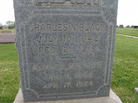 BLACK, CHARLES N. - Warren County, Iowa | CHARLES N. BLACK