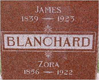 BLANCHARD, JAMES - Warren County, Iowa | JAMES BLANCHARD