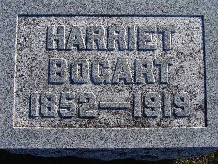 BOGART, HARRIET - Warren County, Iowa | HARRIET BOGART