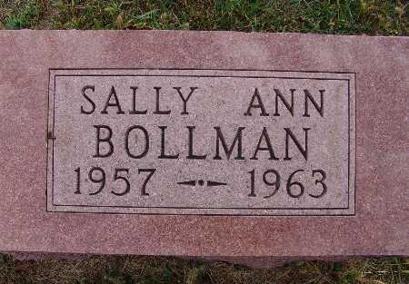 BOLLMAN, SALLY ANN - Warren County, Iowa | SALLY ANN BOLLMAN