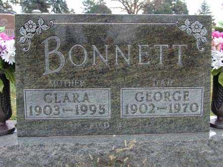 BONNETT, GEORGE - Warren County, Iowa | GEORGE BONNETT