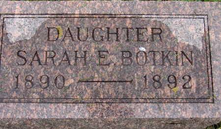 BOTKIN, SARAH E - Warren County, Iowa | SARAH E BOTKIN