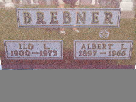 BREBNER, ALBERT L - Warren County, Iowa | ALBERT L BREBNER