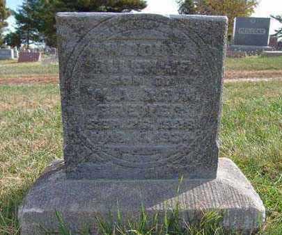 BREWER, WOODY ALLEN JR. - Warren County, Iowa   WOODY ALLEN JR. BREWER