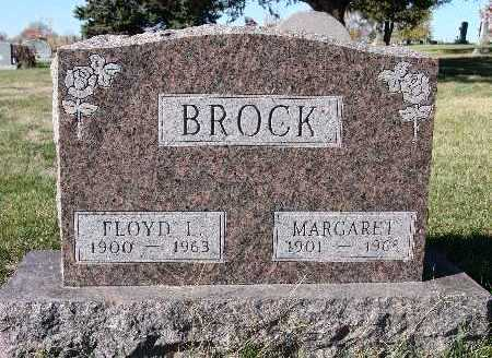 BROCK, MARGARET - Warren County, Iowa | MARGARET BROCK