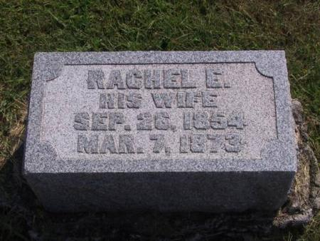 BROWN, RACHEL E. - Warren County, Iowa | RACHEL E. BROWN