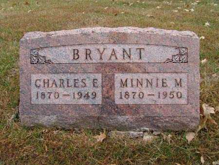 BRYANT, MINNIE M. - Warren County, Iowa | MINNIE M. BRYANT