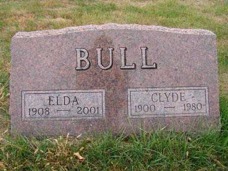 BULL, CLYDE - Warren County, Iowa | CLYDE BULL