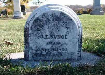 BUNCE, ELIZABETH A. - Warren County, Iowa | ELIZABETH A. BUNCE