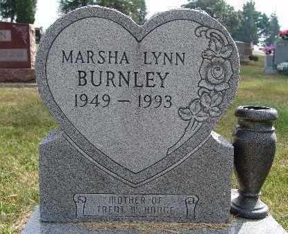 BURNLEY, MARSHA LYNN - Warren County, Iowa   MARSHA LYNN BURNLEY