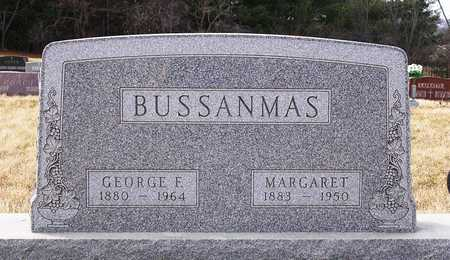 BUSSANMAS, GEORGE F. - Warren County, Iowa | GEORGE F. BUSSANMAS