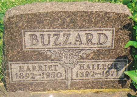 BUZZARD, HARRIET - Warren County, Iowa | HARRIET BUZZARD