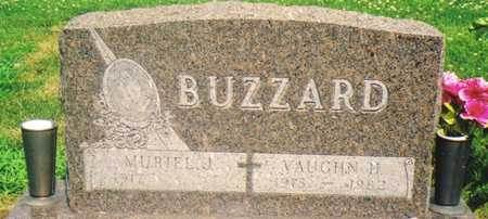BUZZARD, VAUGHN H. - Warren County, Iowa | VAUGHN H. BUZZARD