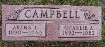 CAMPBELL, CHARLIE A. - Warren County, Iowa | CHARLIE A. CAMPBELL