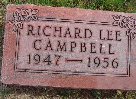 CAMPBELL, RICHARD LEE - Warren County, Iowa | RICHARD LEE CAMPBELL