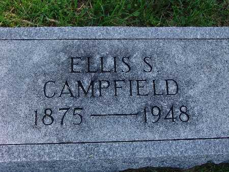 CAMPFIELD, ELLIS S - Warren County, Iowa | ELLIS S CAMPFIELD
