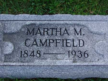 CAMPFIELD, MARTHA M - Warren County, Iowa | MARTHA M CAMPFIELD