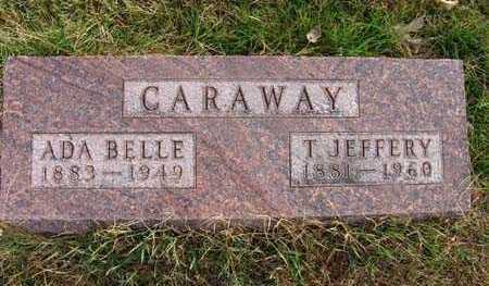CARAWAY, T. JEFFERY - Warren County, Iowa | T. JEFFERY CARAWAY