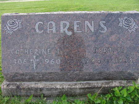 CARENS, CATHERINE I. - Warren County, Iowa | CATHERINE I. CARENS