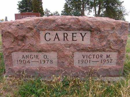 CAREY, VICTOR M. - Warren County, Iowa | VICTOR M. CAREY