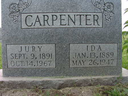 CARPENTER, IDA - Warren County, Iowa | IDA CARPENTER