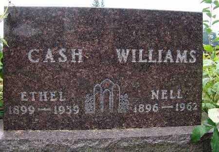 CASH, ETHEL - Warren County, Iowa | ETHEL CASH