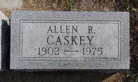 CASKEY, ALLEN R. - Warren County, Iowa | ALLEN R. CASKEY