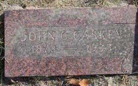 CASKEY, JOHN C. - Warren County, Iowa | JOHN C. CASKEY
