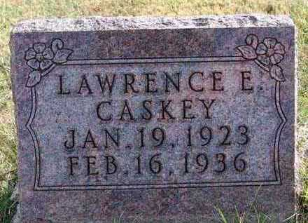 CASKEY, LAWRENCE E. - Warren County, Iowa | LAWRENCE E. CASKEY