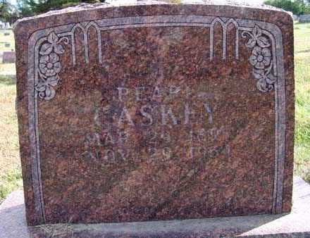 CASKEY, PEARL - Warren County, Iowa | PEARL CASKEY