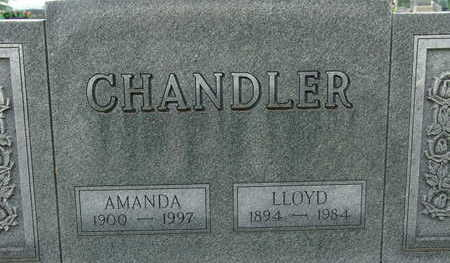 CHANDLER, AMANDA - Warren County, Iowa | AMANDA CHANDLER