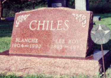 CHILES, LEE ROY - Warren County, Iowa | LEE ROY CHILES