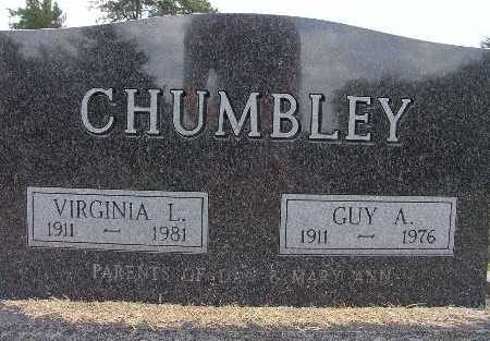 CHUMBLEY, GUY A. - Warren County, Iowa | GUY A. CHUMBLEY