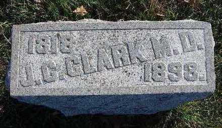 CLARK, J. C. (M.D.) - Warren County, Iowa | J. C. (M.D.) CLARK