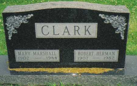 CLARK, MARY MARSHALL - Warren County, Iowa | MARY MARSHALL CLARK