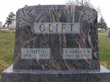 CLIFT, ETHEL I. - Warren County, Iowa | ETHEL I. CLIFT