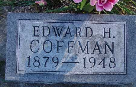 COFFMAN, EDWARD H. - Warren County, Iowa | EDWARD H. COFFMAN