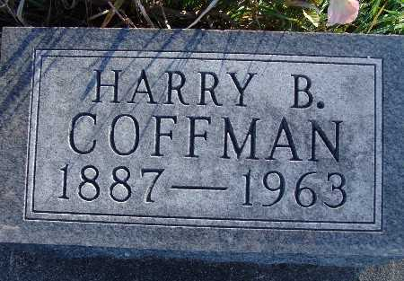 COFFMAN, HARRY B. - Warren County, Iowa | HARRY B. COFFMAN