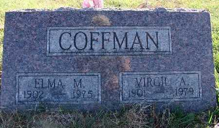 COFFMAN, ELMA M. - Warren County, Iowa | ELMA M. COFFMAN