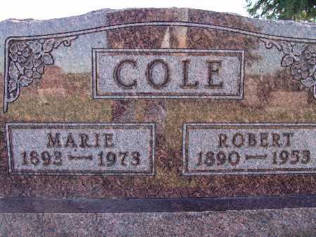 COLE, ROBERT - Warren County, Iowa | ROBERT COLE