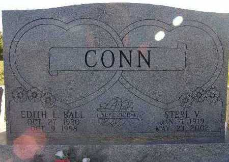 BALL CONN, EDITH L. - Warren County, Iowa | EDITH L. BALL CONN