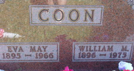 COON, WILLIAM M - Warren County, Iowa | WILLIAM M COON