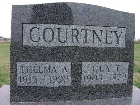 COURTNEY, THELMA A. - Warren County, Iowa | THELMA A. COURTNEY