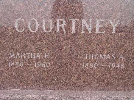COURTNEY, MARTHA H. - Warren County, Iowa | MARTHA H. COURTNEY