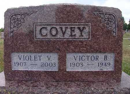 COVEY, VICTOR B. - Warren County, Iowa | VICTOR B. COVEY