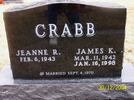 CRABB, JAMES KENNETH - Warren County, Iowa | JAMES KENNETH CRABB