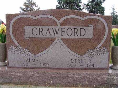 CRAWFORD, ALMA L. - Warren County, Iowa | ALMA L. CRAWFORD
