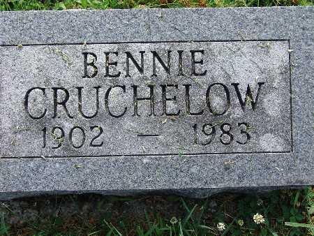 CRUCHELOW, BENNIE - Warren County, Iowa | BENNIE CRUCHELOW