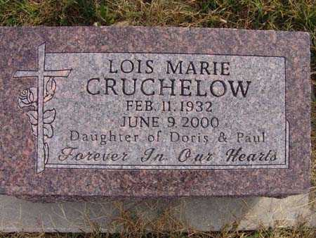 CRUCHELOW, LOIS MARIE - Warren County, Iowa | LOIS MARIE CRUCHELOW
